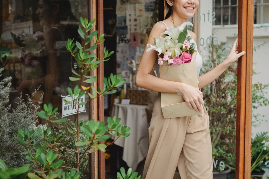 Comment et où acheter des fleurs locales et de saison?