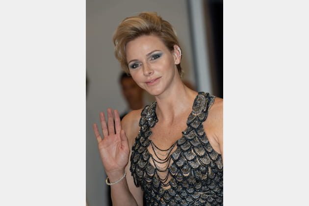 Charlene de Monaco vous salue