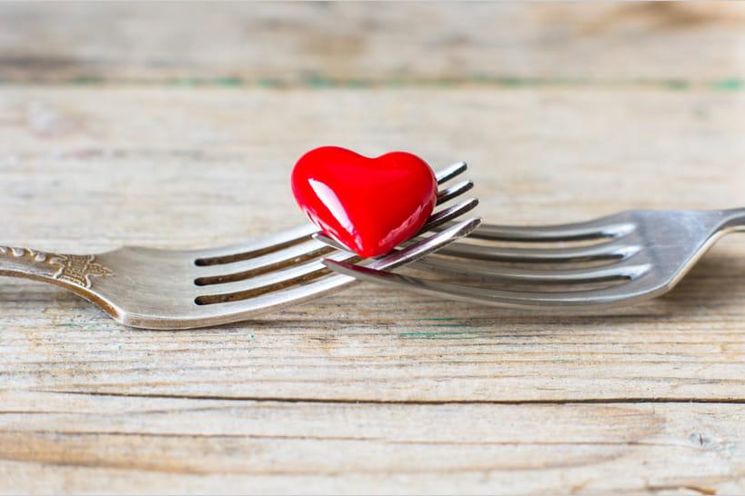 58recettes coquines pour la Saint-Valentin