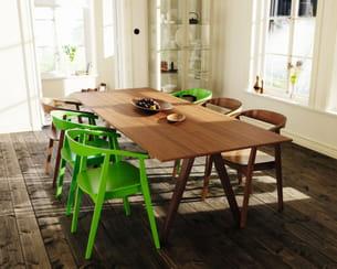 table stockholm d'ikea