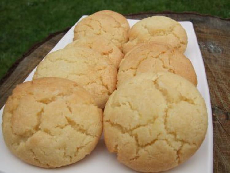 recette de cookies au citron la recette facile. Black Bedroom Furniture Sets. Home Design Ideas