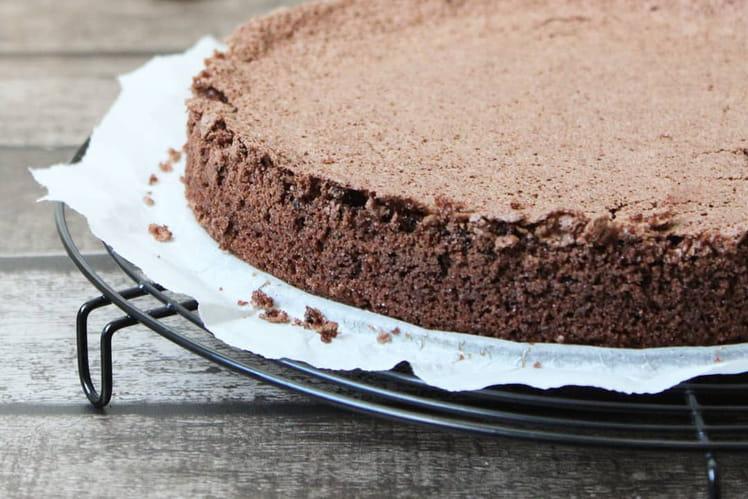 Gâteau au cacao et huile d'olive