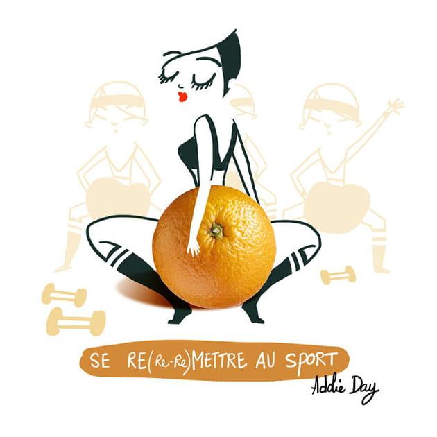 Orange is the new sport