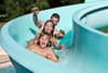 Aquaparc Isis de Dole : des loisirs entre terre et eau