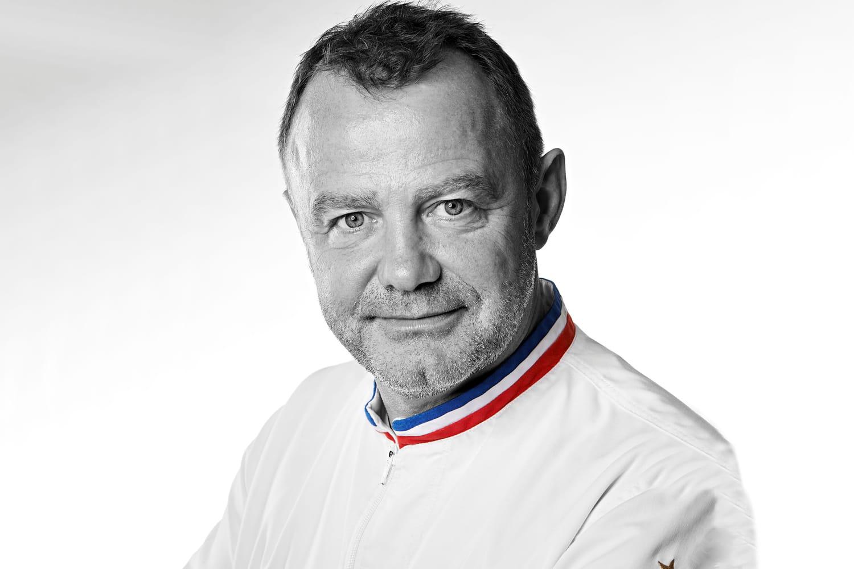 Pascal Caffet, maître de la praline