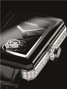 chanel only watch