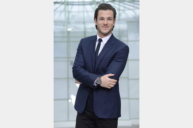 48e : Gaspard Ulliel, acteur au regard bleu (de Chanel)
