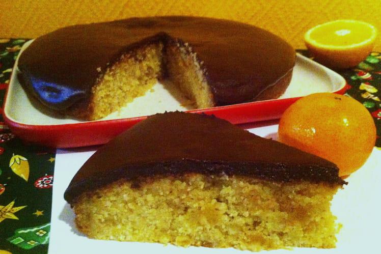 Douceur d'amandes aux agrumes, Amaretto et chocolat corsé