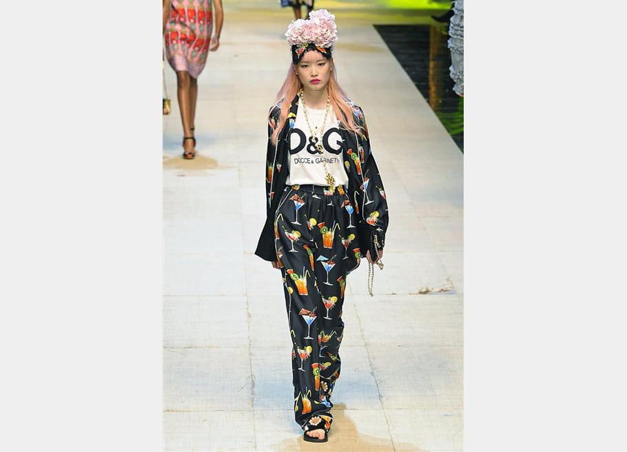 Dolce & Gabbana - passage 77