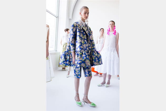 Delpozo (Backstage) - photo 11