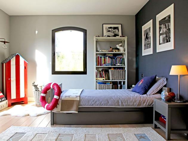 Une chambre de petit garçon