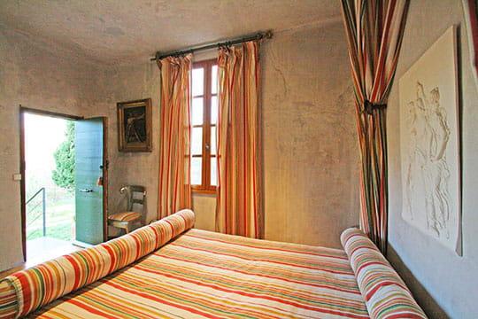 La chambre romaine