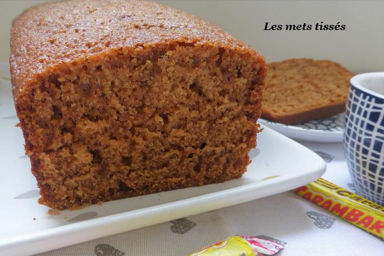 Cake moelleux au Carambar®