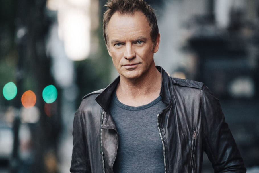 """Sting: """"La musique me maintient en bonne santé"""""""