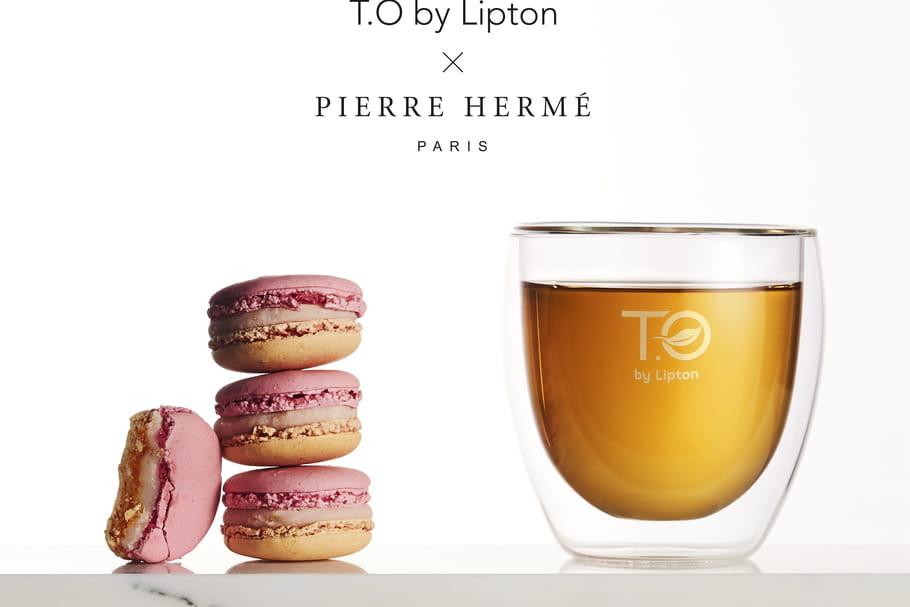 Voyage autour du thé avec T.O by Lipton