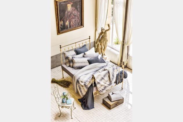 Parure de lit Antique Jacquard par Hamam