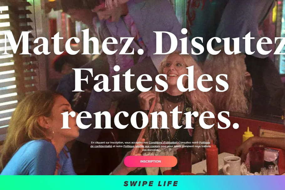 Hook up App comme tinder