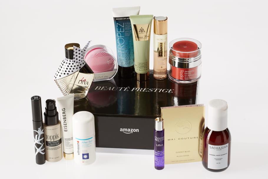 Amazon Beauté Prestige vous offre sa box beauté