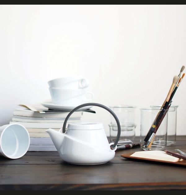 Tendance: la vaisselle sans fard