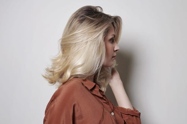 Le blond punchy