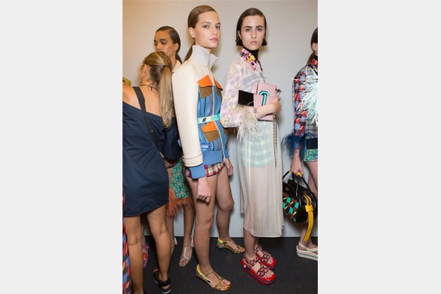 Prada (Backstage) - photo 27