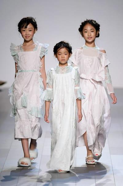 Vicky Zhang - Printemps-été 2018