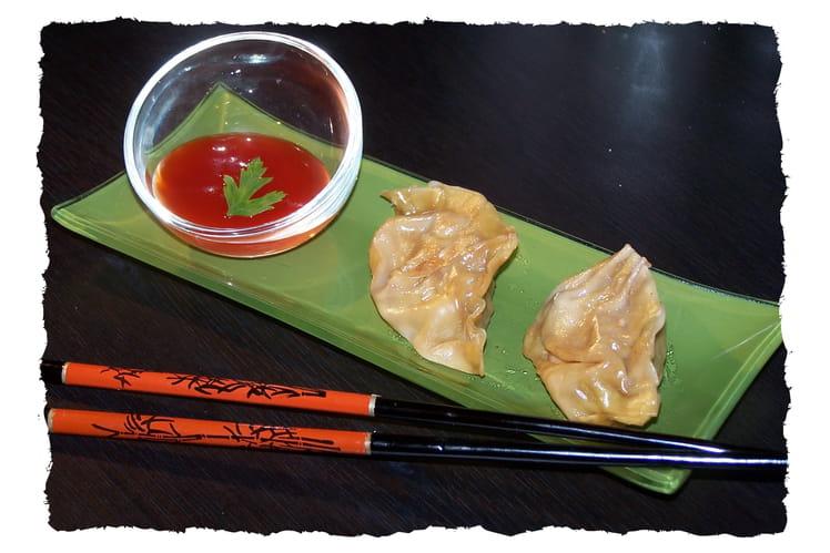 recette de ravioli chinois au porc et aux crevettes la recette facile. Black Bedroom Furniture Sets. Home Design Ideas