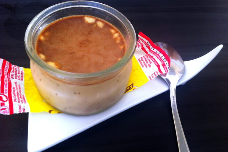 Crème au carambar