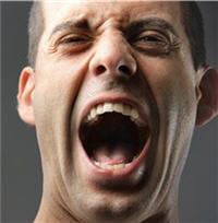 prenez sur vous pour supporter sa colère (un temps) et compatir