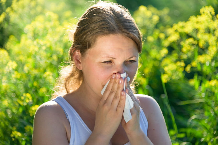 Covid ou allergie au pollen : symptômes, différences, traitements - Le Journal des Femmes