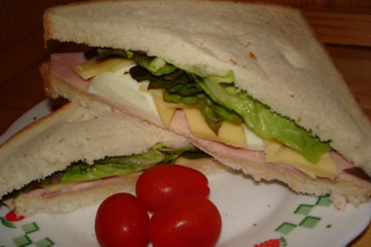 Sandwich fraîcheur
