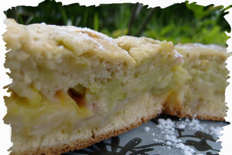 Gâteau fruité au yaourt