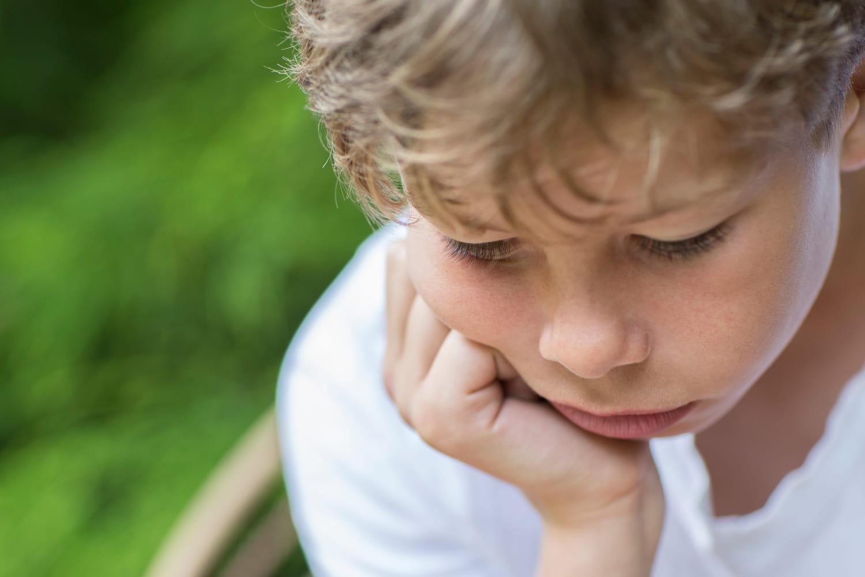 Quand l'enfant doué apprend qu'il présente une défaillance de fond