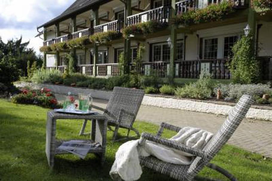 Concours : gagnez un séjour à La Cheneaudière Relais & Châteaux