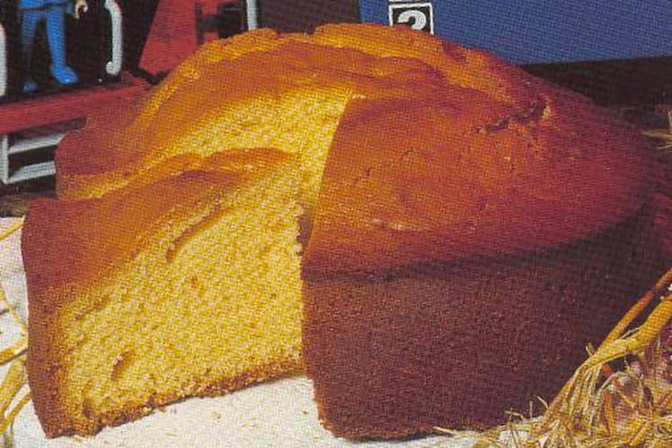 Gâteau au yaourt pour débutant