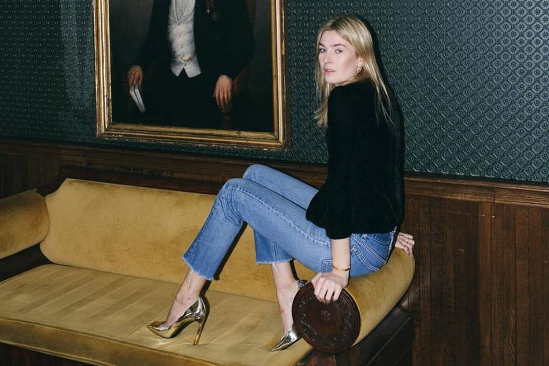 Camille Charrière: la plus british des blogueuses parisiennes