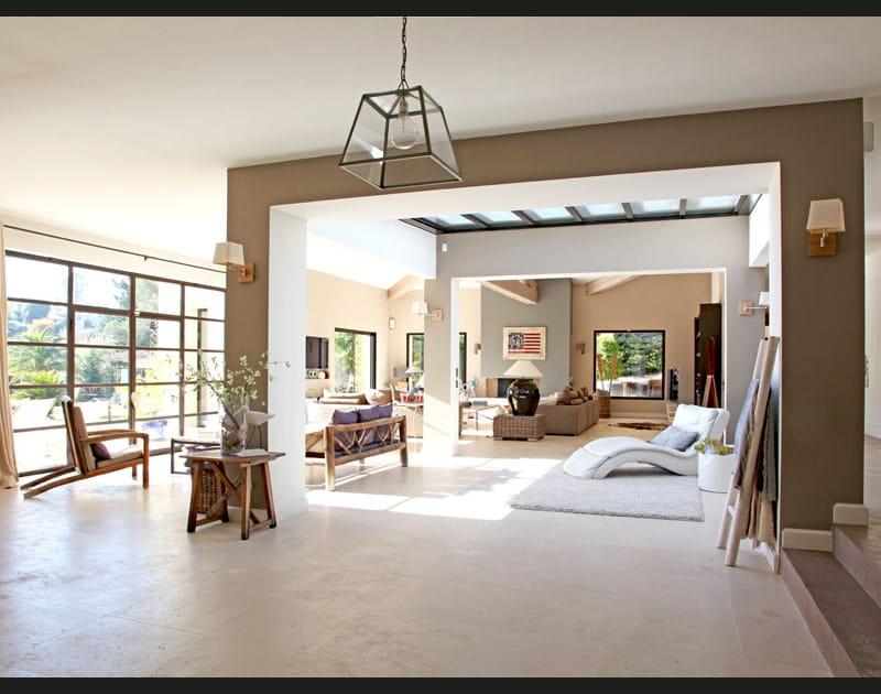 Une villa d'architecte tout en volumes et lumière
