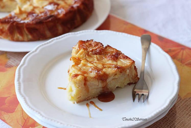 Gâteau aux pommes à la française