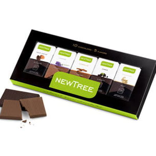 coffret de 10 napolitains newtree