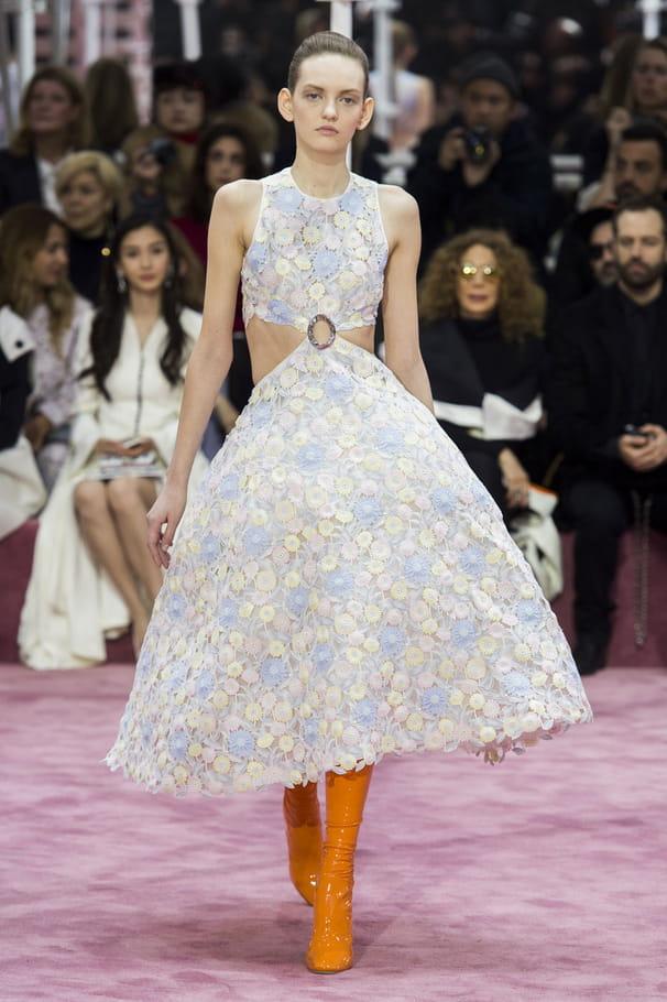 Christian Dior haute couture printemps-été 2015