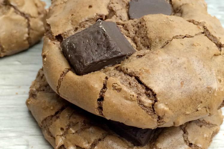 Cookies au chocolat Outrageous de Martha Stewart