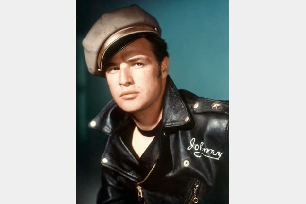 Mort Marlon Brando L'Equipée Sauvage, 1953