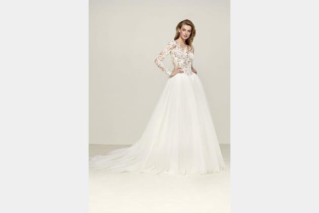 Robe de mariée Dropal de Pronovias