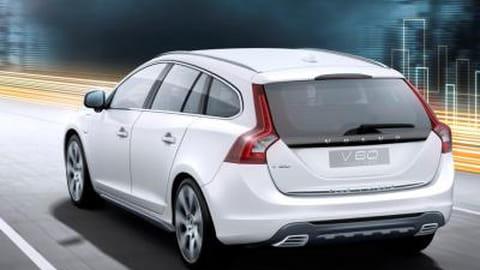 Essai Volvo V60 Plug-In Hybrid