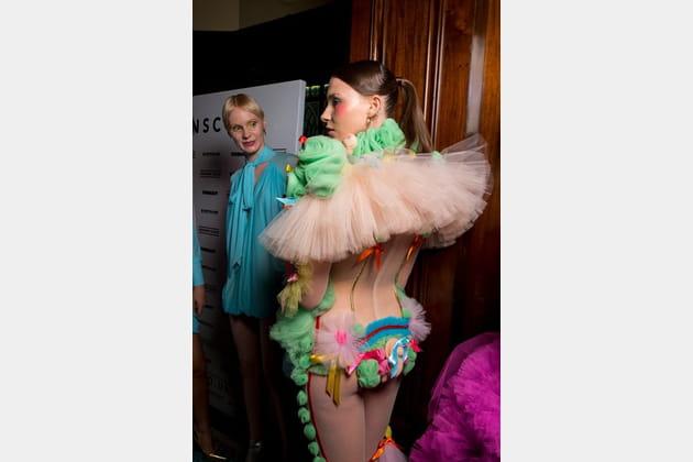 Pam Hogg (Backstage) - photo 26