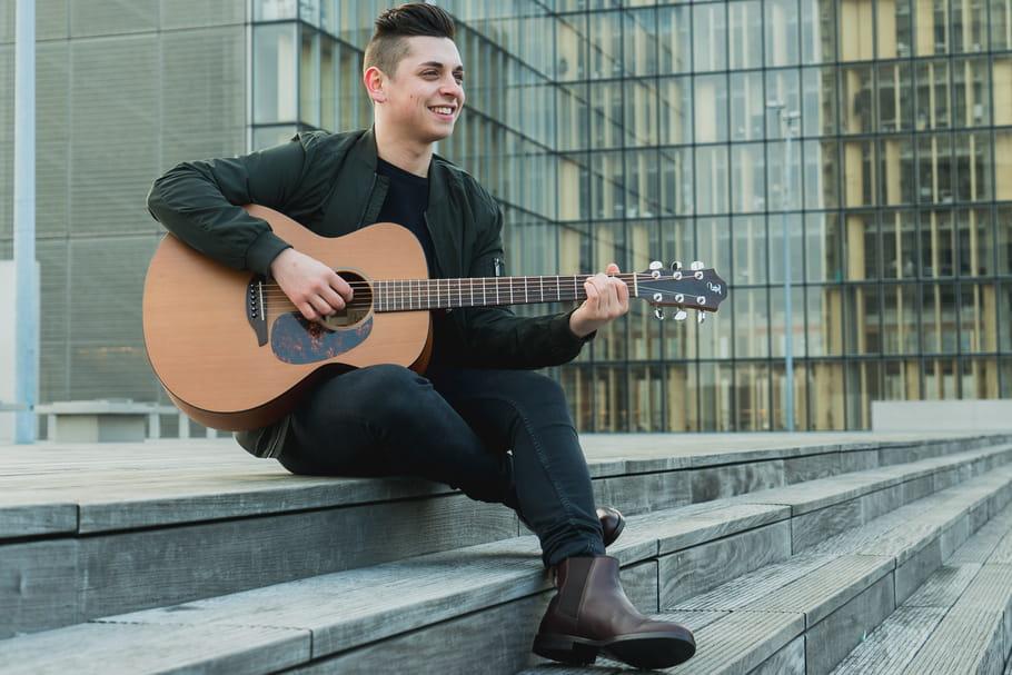 Interview : Corentin Grevost, gagnant de Rising Star, sort son album