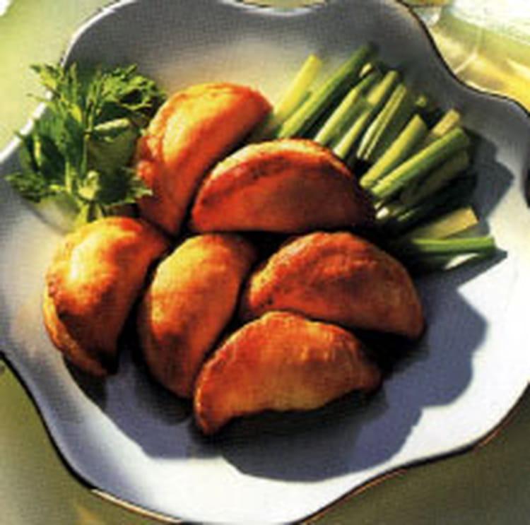 Recette de mini chaussons au foie gras de canard la recette - Cuisiner un foie gras frais ...