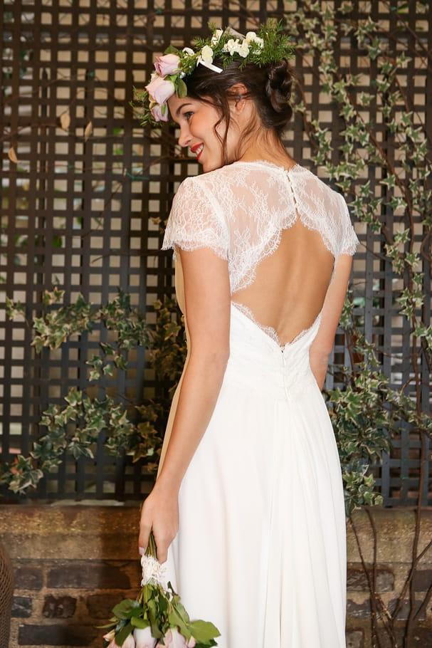 Robe de mariée Flora