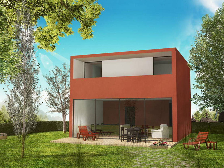 Maison En Cube Moderne - Fashion Designs