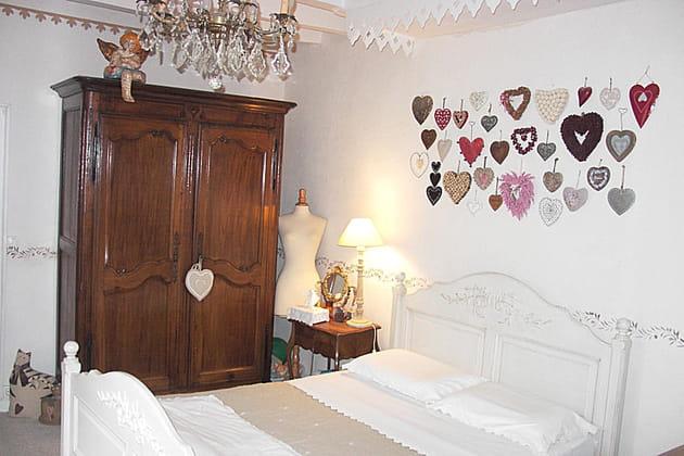 La chambre de Valérie, 100% cœur